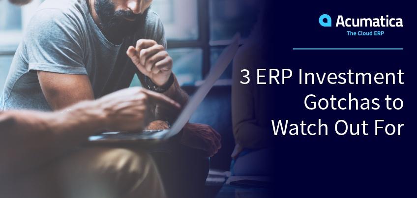 Inversión en ERP