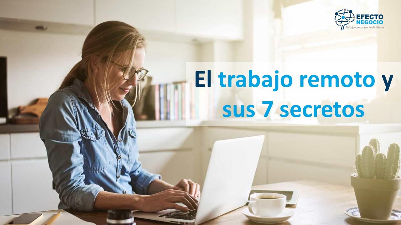 El trabajo retomo y sus 7 secretos