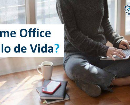 Home Office ¿Un nuevo estilo de vida?