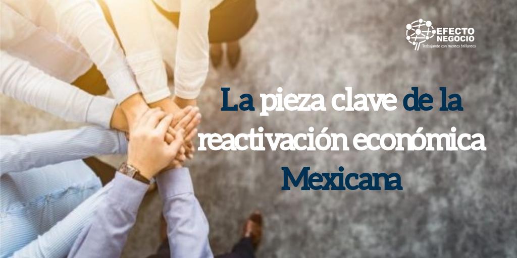 """""""La Concamin"""" pieza clave de la reactivación económica Mexicana"""